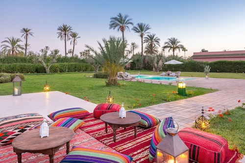 Domaine Abiad, Marrakech