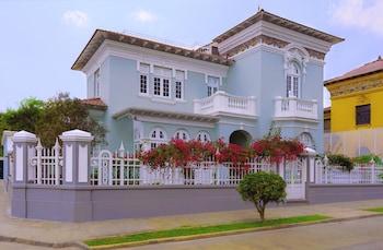 阿南奈巴蘭科別墅飯店