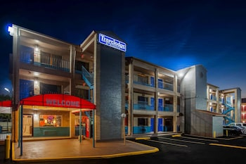 休士頓霍比機場溫德姆旅遊旅館 Travelodge by Wyndham Houston Hobby Airport