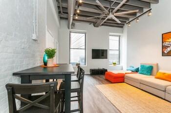 BOS006 2 Bedroom Apartment By Senstay