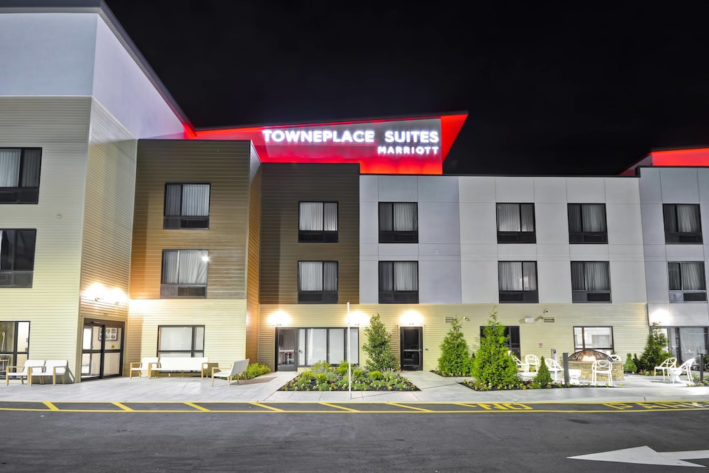 Towneplace Suites Cranbury South Brunswick Nj 2535 Us Highway 130 08512