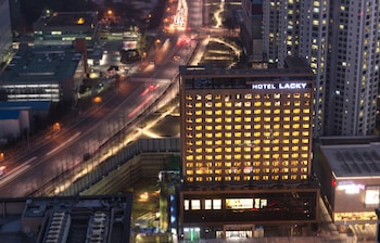 ホテル ラッキー全州 (Hotel Lacky Cheongju)
