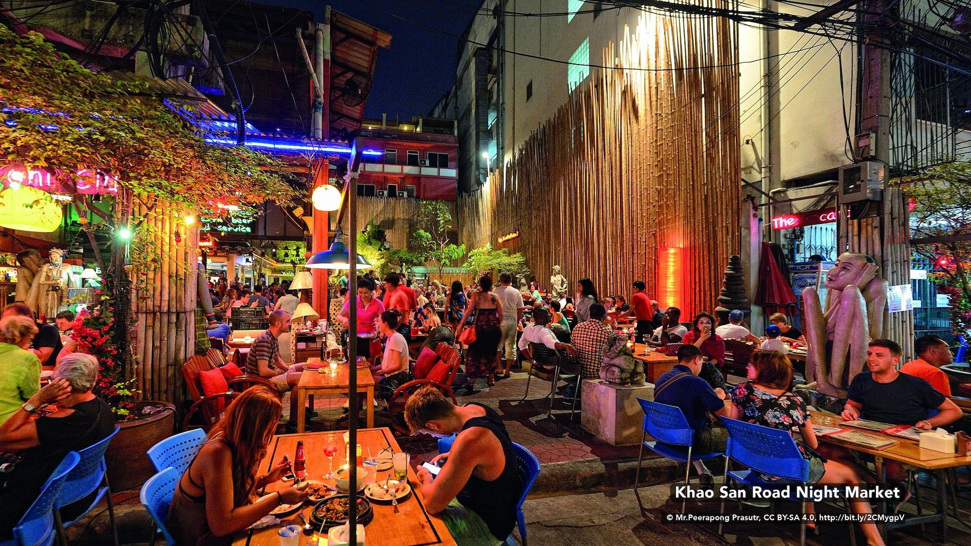 ZEN Rooms Basic Chinatown Bangkok, Samphantawong