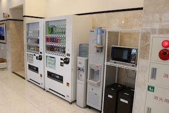 TOYOKO INN HIROSHIMA-EKI MINAMI-GUCHI MIGI Vending Machine