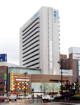 東横INN新潟駅前