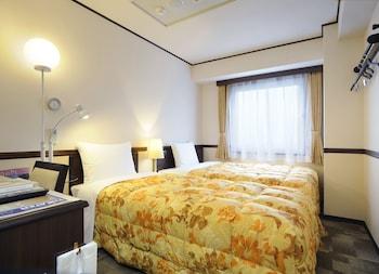 TOYOKO INN HIROSHIMA HEIWA-ODORI Room