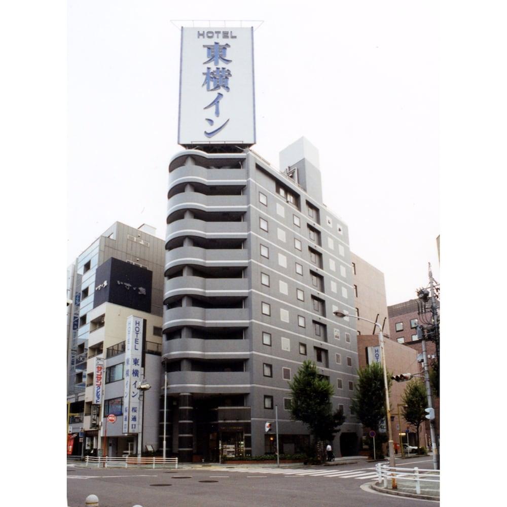 東横INN名古屋駅桜通口本館