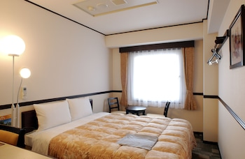 Standard Double Room, Smoking