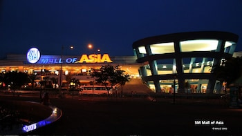 ZEN ROOMS PASAY AIRPORT ROAD Aerial View