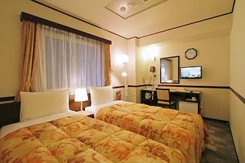 TOYOKO INN KOBE MINATOGAWA KOEN Room