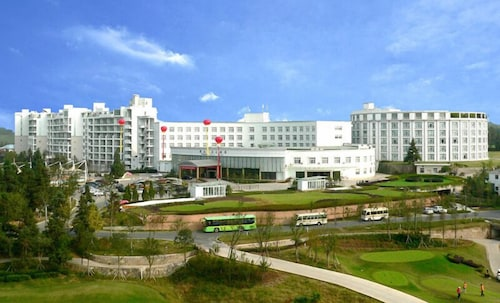Huangshan Pine Golf & Country Club, Huangshan