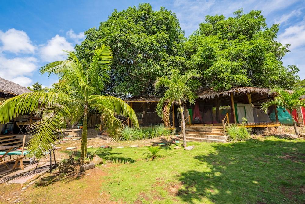 バンブー ホステル パラワン