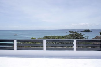 BLANCO BEACH RESORT Terrace/Patio