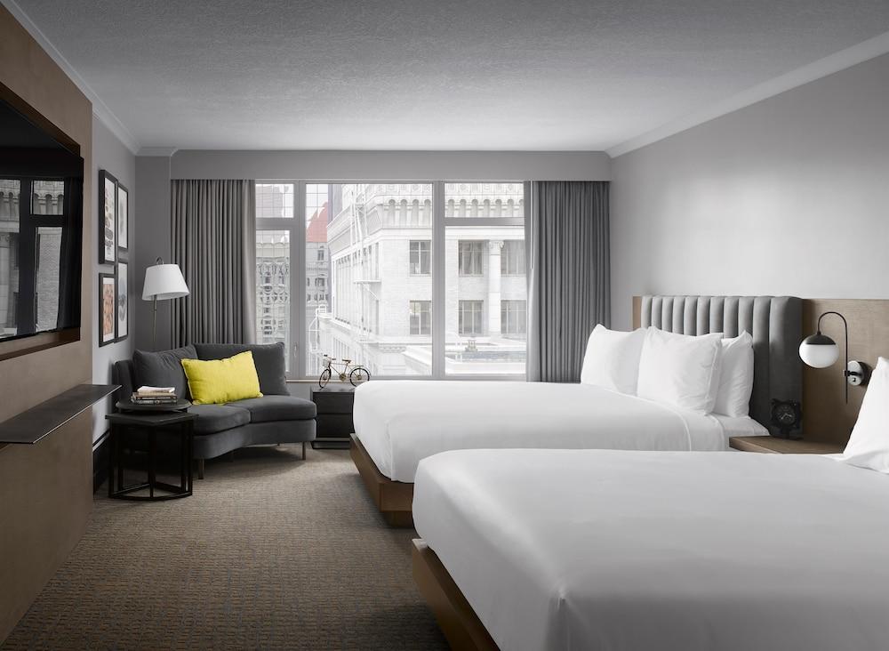 ザ ダンイーウェイ ポートランド ヒルトン ホテル