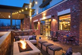 本德萬豪春季山丘套房飯店 SpringHill Suites by Marriott Bend