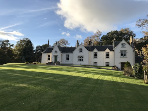 West Plean House, Stirling
