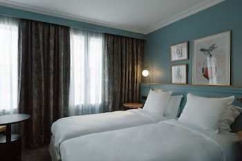 Classic Twin Room, 2 Twin Beds, City View
