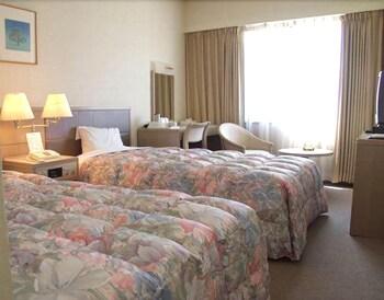 ツインルーム 禁煙|グランドホテル神奈中 秦野