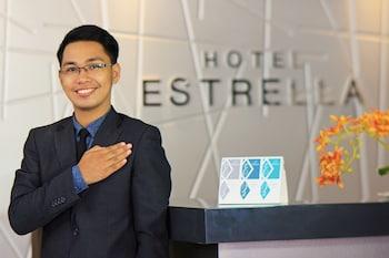 HOTEL ESTRELLA Reception