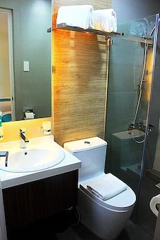 HOTEL ESTRELLA Bathroom