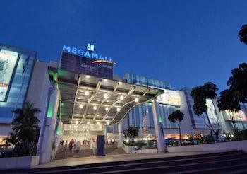 ORTIGAS BUDGET HOTEL - KAPITOLYO Shopping mall