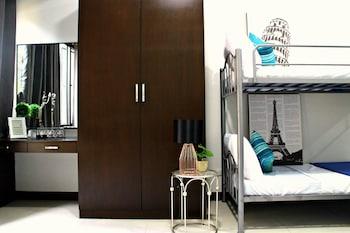 ORTIGAS BUDGET HOTEL - KAPITOLYO Room