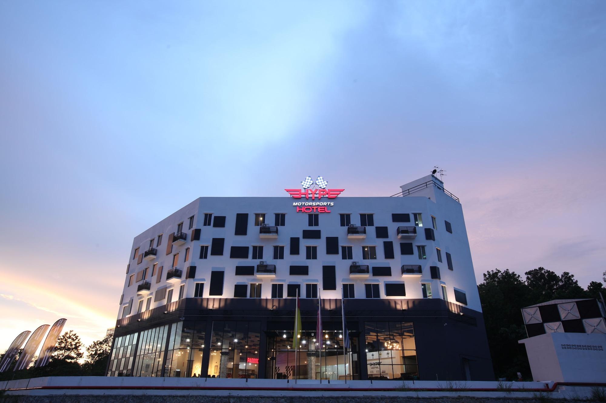 Hype Motorsports Hotel Nilai, Seremban