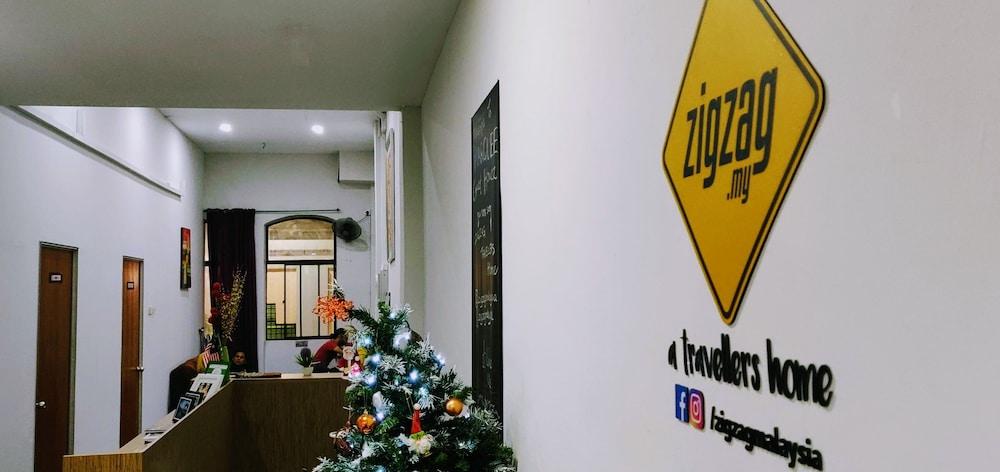 ジグザク トラベラーズ ホーム (旧マーキー ゲスト ハウズ)