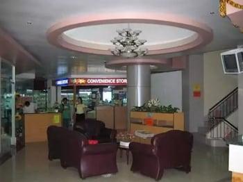 IBAY ZION HOTEL Lobby