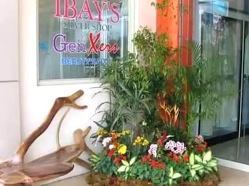 IBAY ZION HOTEL Exterior