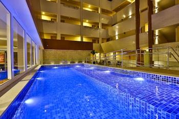 阿拉卡茹阿爾庫斯飯店 (前為阿拉卡茹凱富飯店) Arcus Hotel Aracaju (Ant. Comfort Aracaju)