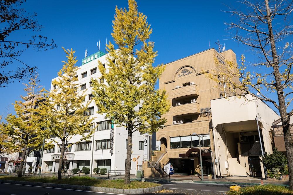 ビジネスホテル サン ガーデン 松山