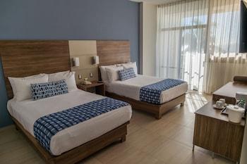 Standard Tek Büyük Yataklı Oda, Deniz Manzaralı