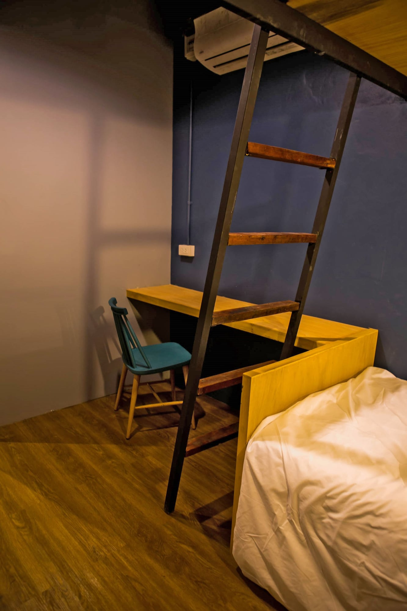 Silom Space Hostel, Bang Rak