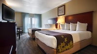 Double Room, Accessible, Refrigerator & Microwave at Gold Leaf Hotel of Dewey-Rehoboth Beach in Dewey Beach
