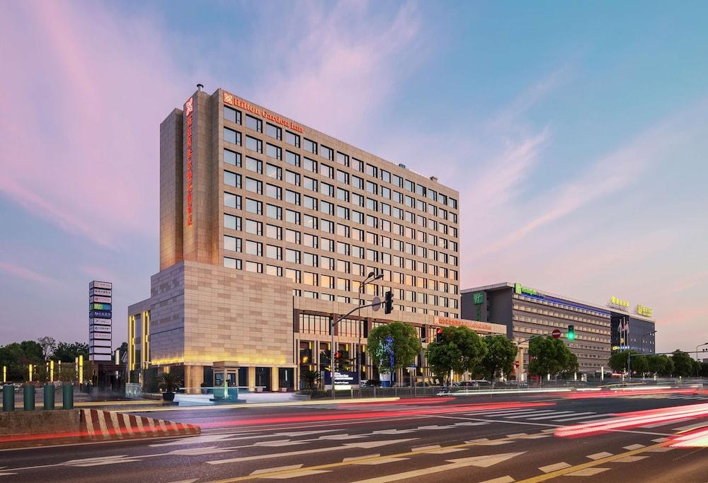 Hotel Hilton Garden Inn Shanghai Hongqiao NECC