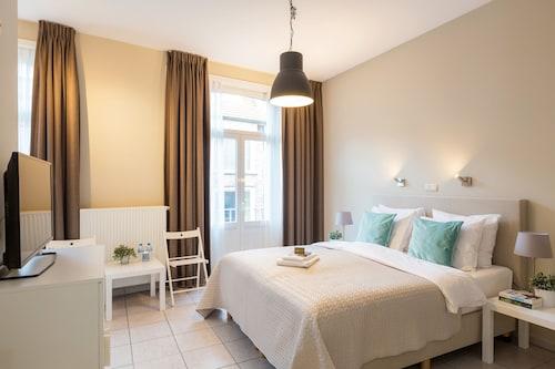 Blankenberge - Hotel Franky - z Krakowa, 31 marca 2021, 3 noce