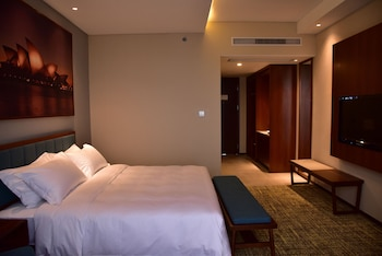 広州オーソテル スマート白雲エアポート (广州航湾澳斯特精选酒店)