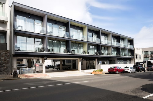 The Metrotel Motel, New Plymouth