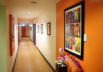 FREDERICK'S APARTELLE Hallway