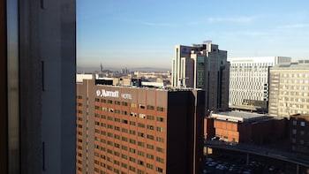 格拉斯哥中央天際線公寓飯店