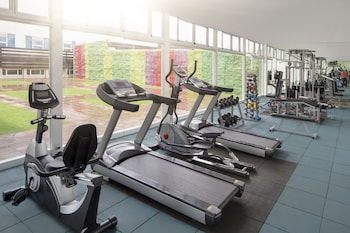 HOLIDAY INN BAGUIO CITY CENTRE Fitness Facility
