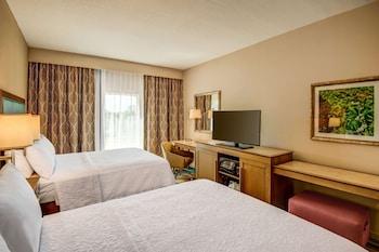 Room, 2 Queen Beds, Non Smoking, Refrigerator & Microwave
