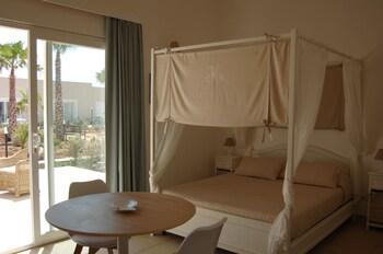 Deluxe Stüdyo, 1 Yatak Odası, Bahçe Manzaralı, Plaj Kenarı