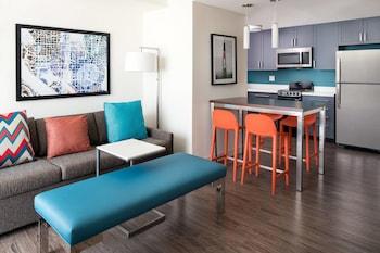 華盛頓國會山莊海軍工廠住宅飯店 Residence Inn Washington Capitol Hill/Navy Yard