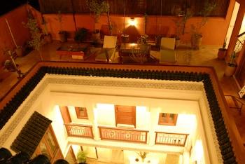 尚姆馬拉克許摩洛哥庭院飯店