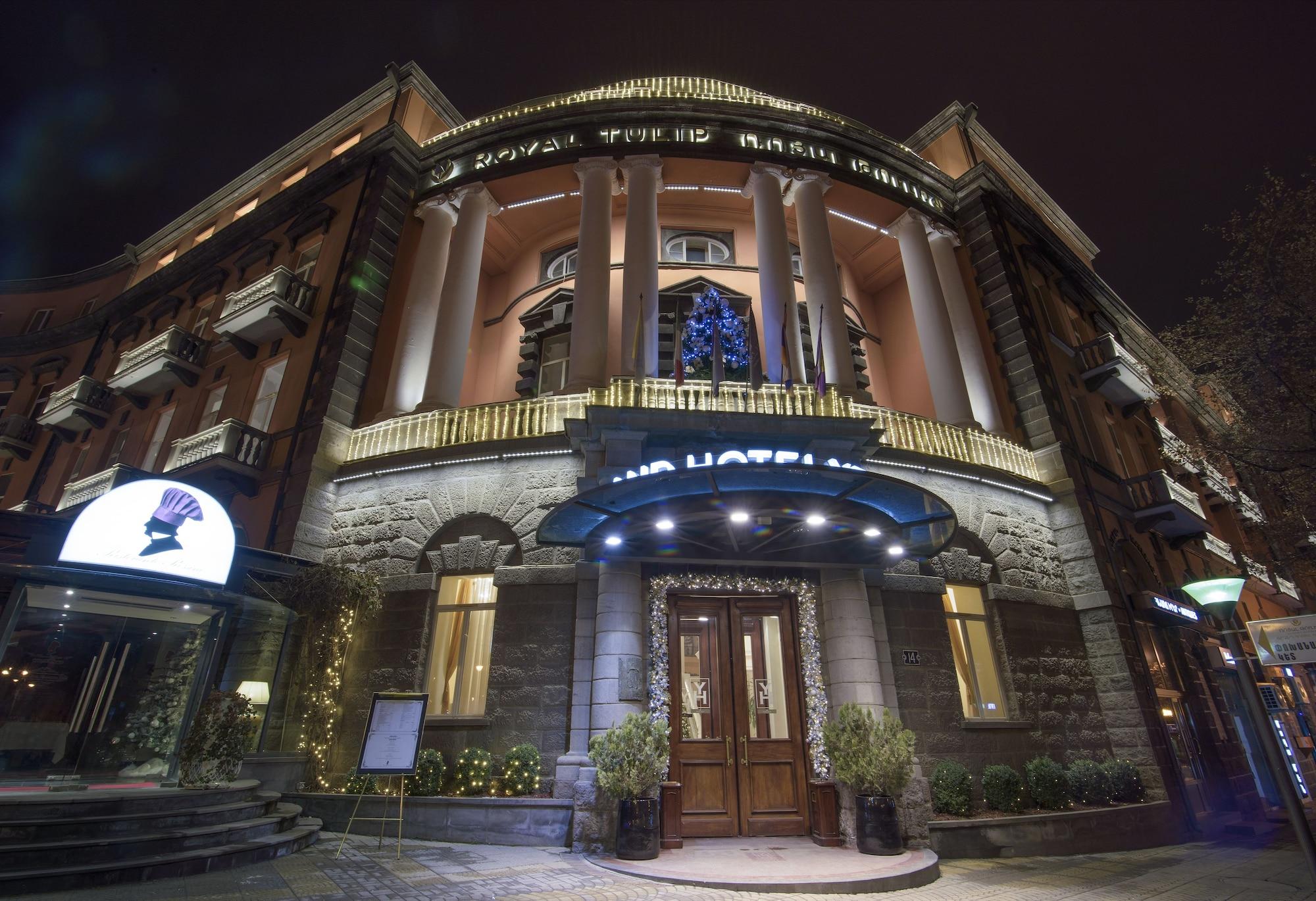 Grand Hotel Yerevan - Small Luxury Hotels of the World,