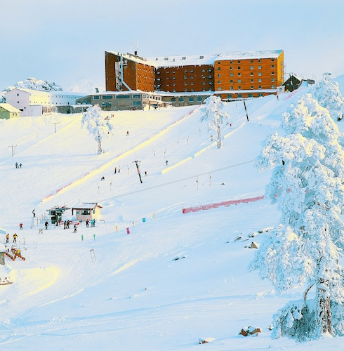 Dorukkaya Ski & Mountain Resort - All Inclusive, Merkez