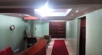 喬莫肯亞塔機場飯店