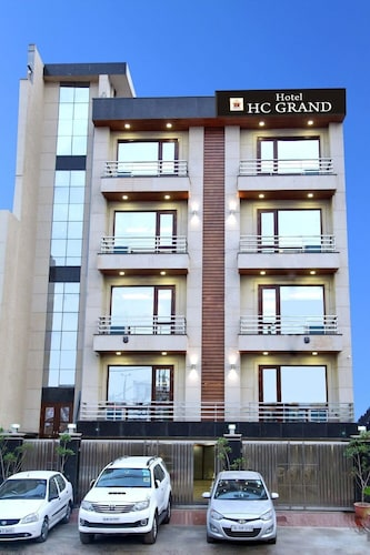 Hotel HC Grand, West
